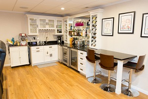 Basement Remodeling Design Ideas In Springfield New Haven